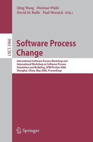 Software Process Change PDF