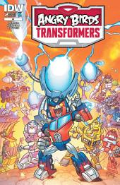 Angry Birds/Transformers #2
