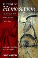 The Rise of Homo sapiens PDF
