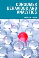 Consumer Behaviour and Analytics