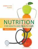 Nutrition for Health and Health Care PDF
