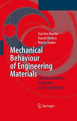 Mechanical Behaviour of Engineering Materials