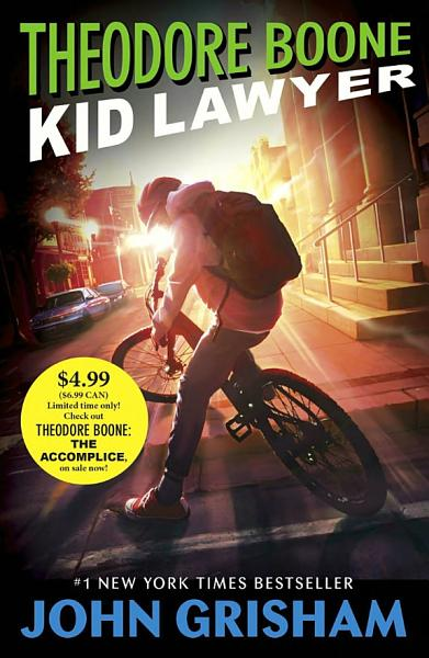 Download Theodore Boone  Kid Lawyer Book