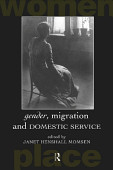 Gender Migration And Domestic Service