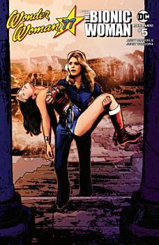 Wonder Woman  77 Meets The Bionic Woman  5  Of 6  PDF