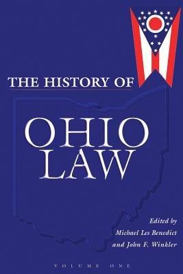 The History of Ohio Law PDF