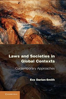 Laws and Societies in Global Contexts PDF