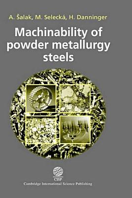 Machinability of Powder Metallurgy Steels