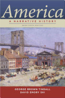 America  A Narrative History  Brief Ninth Edition   Vol  One Volume  PDF