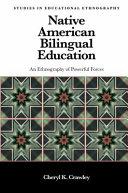 Native American Bilingual Education