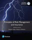Principles of Risk Management and Insurance  Global Edition PDF