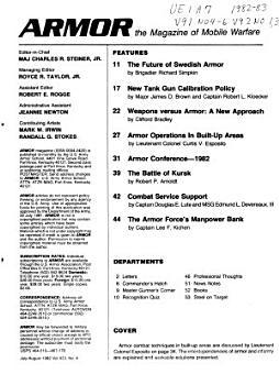 Armor PDF
