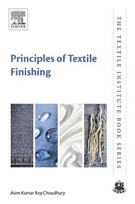 Principles of Textile Finishing