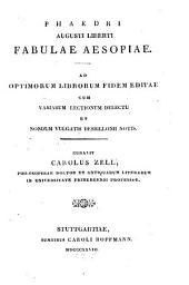 Fabulae Aesopiae