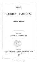 Catholic progress PDF