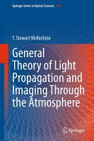 General Theory of Light Propagation and Imaging Through the Atmosphere PDF