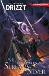 Dungeons Dragons The Legend Of Drizzt Vol 5 Streams Of Silver Book PDF