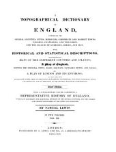 A Topographical Dictionary of England: Volume 3