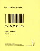 California. Supreme Court. Records and Briefs: S025581, Petition for Review