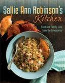 Sallie Ann Robinson s Kitchen PDF