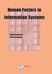 Human Factors in Information Systems