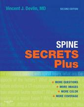 Spine Secrets Plus E-Book: Edition 2