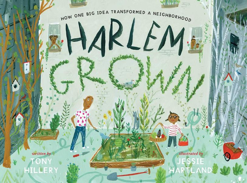 Download Harlem Grown Book