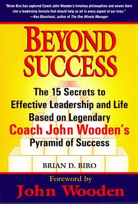 Beyond Success PDF
