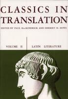 Classics in Translation  Volume II PDF