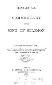 Homiletical commentary on the Song of Solomon: Volume 20