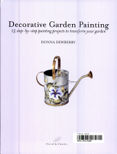 Decorative Garden Painting with Donna Dewberry PDF