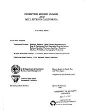 Patenting mining claims and mill sites in California