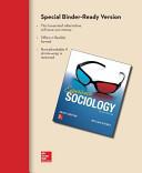 LooseLeaf for Croteau Experience Sociology 2e