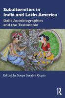 Subalternities in India and Latin America PDF