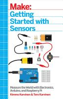 Getting Started with Sensors PDF