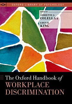 The Oxford Handbook of Workplace Discrimination PDF