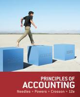Principles of Accounting PDF