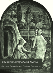 The monastery of San Marco
