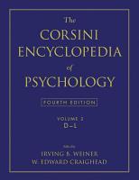 The Corsini Encyclopedia of Psychology PDF