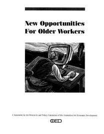New Opportunities for Older Workers PDF