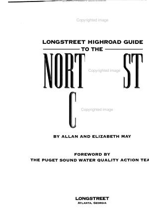 Longstreet Highroad Guide to the Northwest Coast PDF