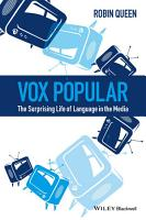 Vox Popular PDF
