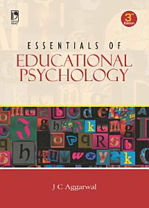 Essentials of Educational Psychology  3rd Edition Book