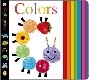 Alphaprints  Colors Book