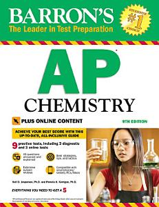 AP Chemistry with Online Tests Book