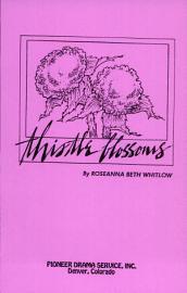 Thistle Blossums