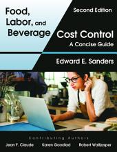 Food  Labor  and Beverage Cost Control PDF