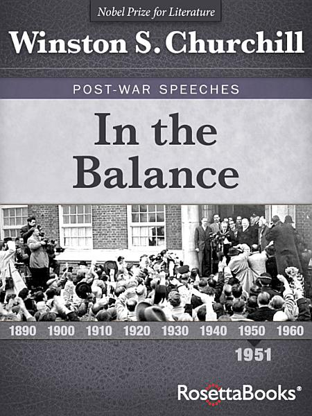 Download In the Balance  1951 Book
