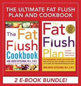 Ultimate Fat Flush Plan and Cookbook  EBOOK BUNDLE  PDF