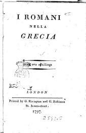 I Romani nella Grecia